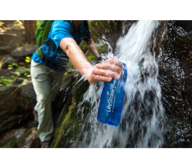 Lifestaw Personal | Lichtgewicht Drinkfles met waterfilter