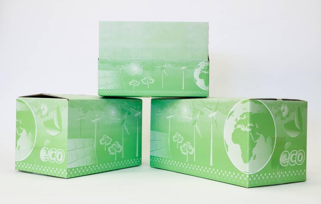 Ecosaver Verzenddozen