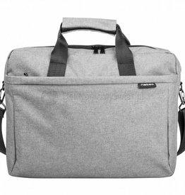 OEM Natec Notebookbag Mustela Grey 15.6 inch