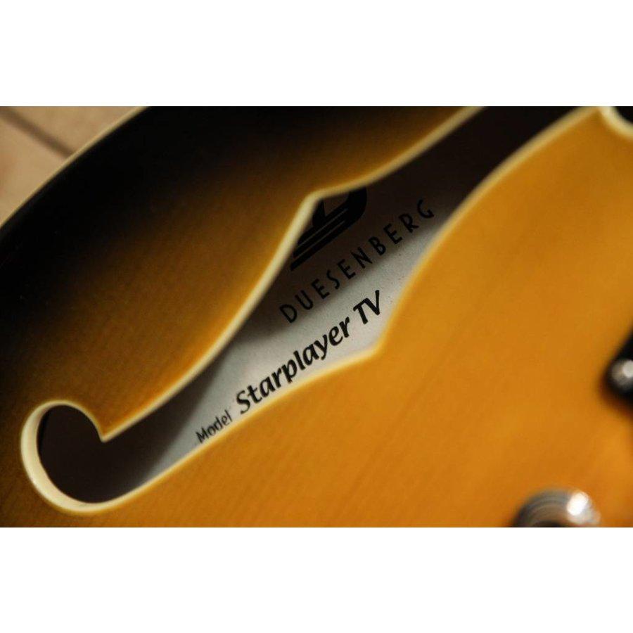 Duesenberg Starplayer TV - 2 tone Sunburst