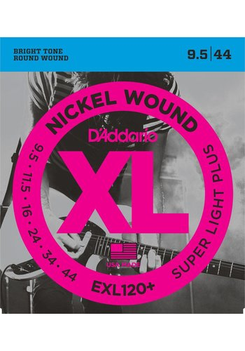 D'addario EXL 120+