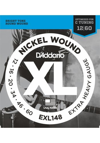 D'addario EXL 148