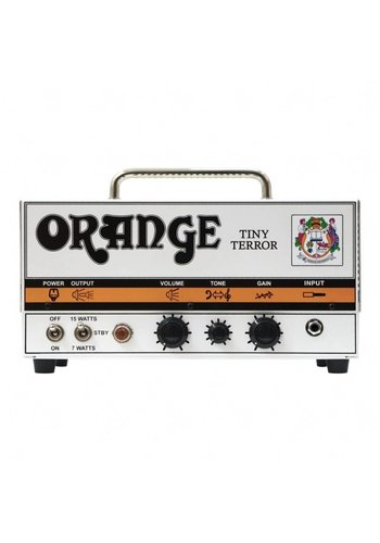 Orange Tiny Terror Outlet model