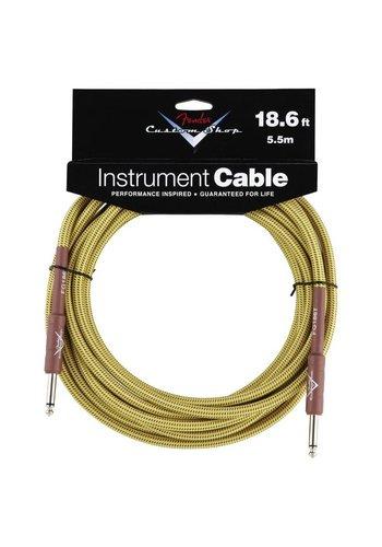 Fender CS Cable 5.5m Tweed