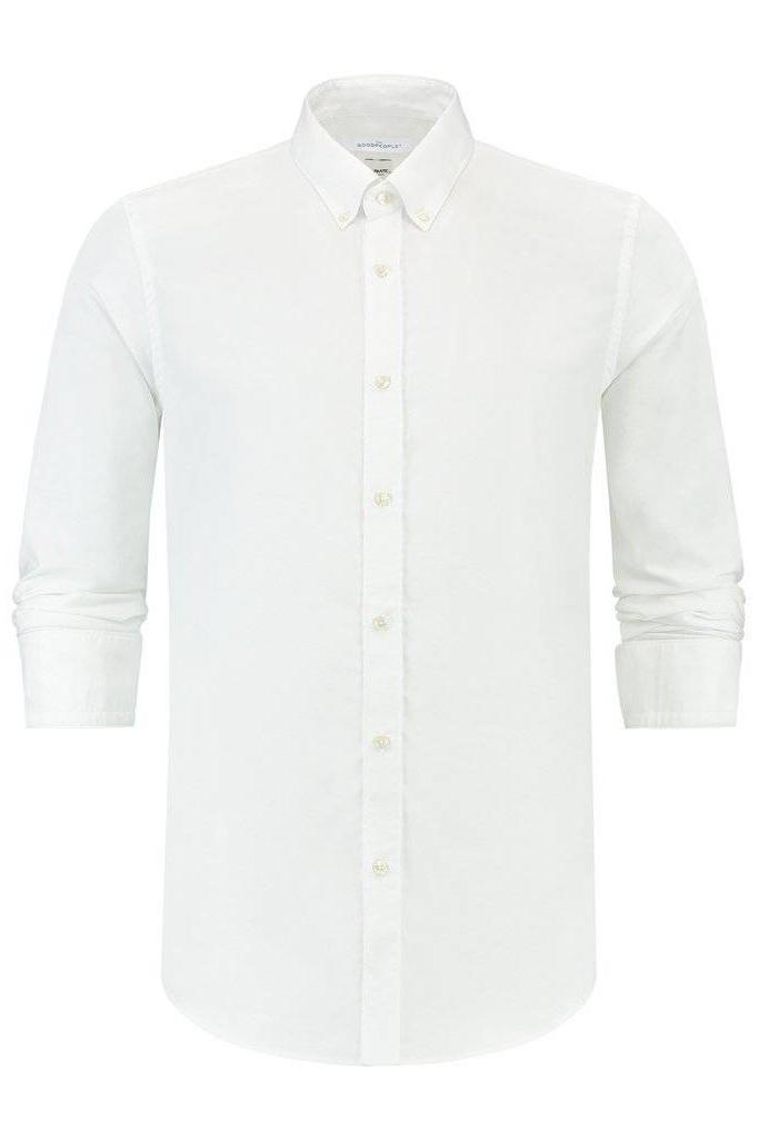 THE GOOD PEOPLE OXFORD SHIRT BUTTON DOWN