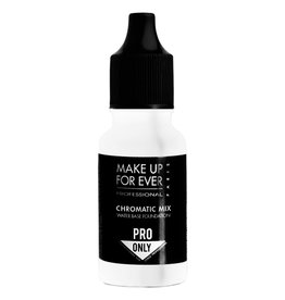 MUFE CHROMATIC MIX 13ML #1 Blanc / White