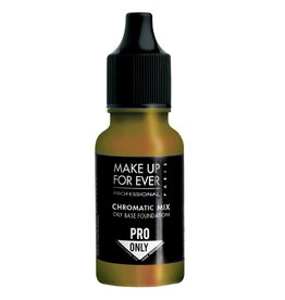 MUFE CHROMATIC MIX 13ML (Base Oil) #12 Jaune / Yellow