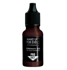 MUFE CHROMATIC MIX 13ML (Base Oil) #15 Brun / Brown