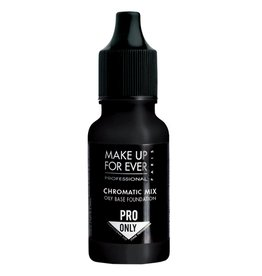 MUFE CHROMATIC MIX 13ML (Base Oil) #16 Noir / Black