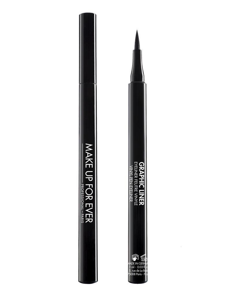 MUFE GRAPHIC LINER - Vinyl Eyeliner Pen 1ml