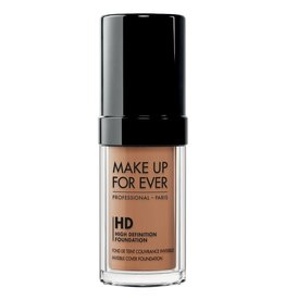 MUFE FOND DE TEINT HD 30ML (invisible) N170 caramel /  caramel
