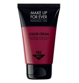 MUFE COLOR CREAM 50ml N507 rouge froid /  cold red