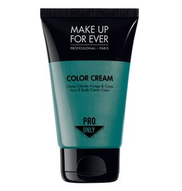 MUFE COLOR CREAM 50ml N527 turquoise irise /  pearly turquoise