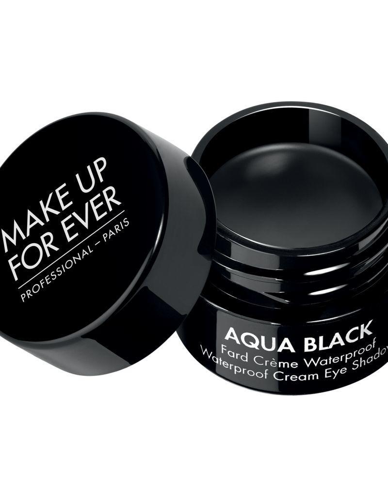 MUFE AQUA BLACK FARD CREME WATERPROOF 7g