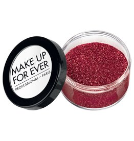 MUFE PAILLETTES FINES 40g N34 - rouge / red