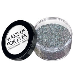 MUFE PAILLETTES FINES 40g N37 - argent multicolore / silver multicolored