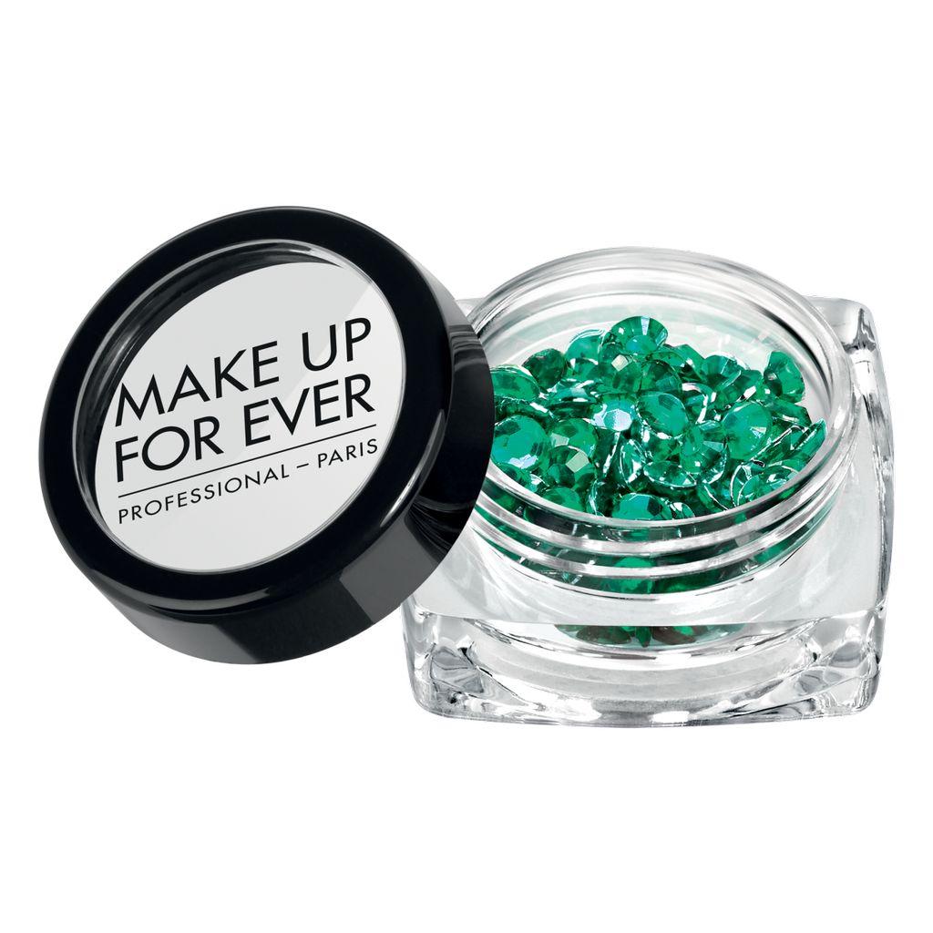 """MUFE STRASS (140pcs) N16 emeraude  (bo""""te de 140 pcs) /  emerald (140 pcs)"""