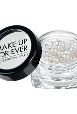 "MUFE STRASS (140pcs) N24 perle blanc nacre (bo""te de 140 pcs) / pearly white pearl (140 pcs)"