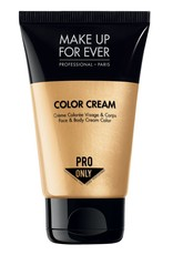 MUFE COLOR CREAM 50ml N522 or /  gold