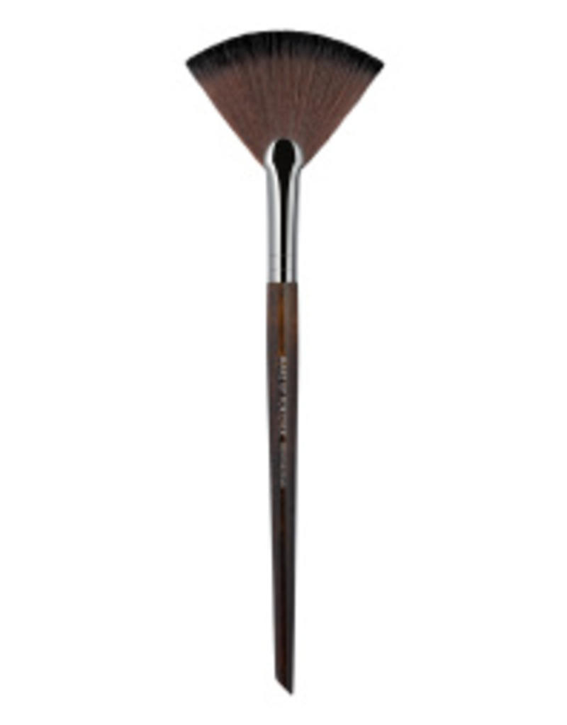 MUFE #120 PINC. POUDRE EVENTAIL - MOYEN / POWDER FAN BRUSH - MEDIUM