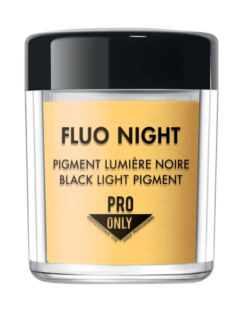 MUFE FLUO NIGHT  3g N30 jaune / yellow