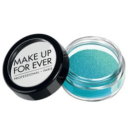 MUFE POUDRE IRISEE 2,8gN960 bleu a reflets turquoise/ blue with turquoise highlights