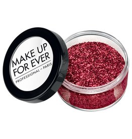 MUFE PAILLETTES MOYENNES 40g N43 -  rouge / red
