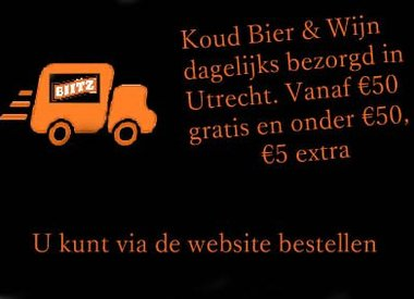 Bezorg-dienst Utrecht