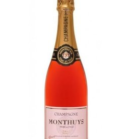 Monthuys Rose, Wijnen Mouserend, 12,5%, 750ml