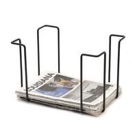 WE Design  Tabloit Krantenbak  Zwart