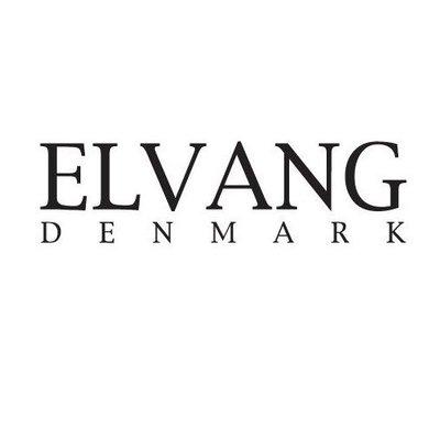 Elvang Denmark Classic Plaid  wolTerracotta Fairtrade
