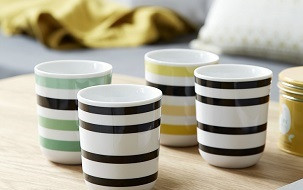 Scandinavisch design Servies