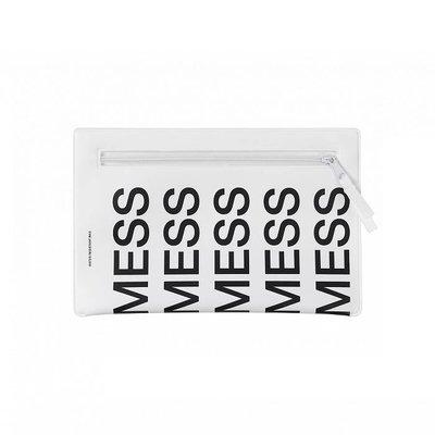 NOMESS Copenhagen Wit Etui - Organising Bag waterresistant  23x15cm