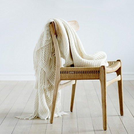Elvang Denmark zachte  alpaca-wol plaids