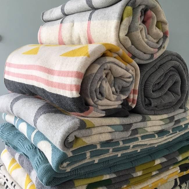 Funky Doris  organic cotton plaids Noors design