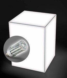 """Trade show cube """"light""""  with LED lamp"""