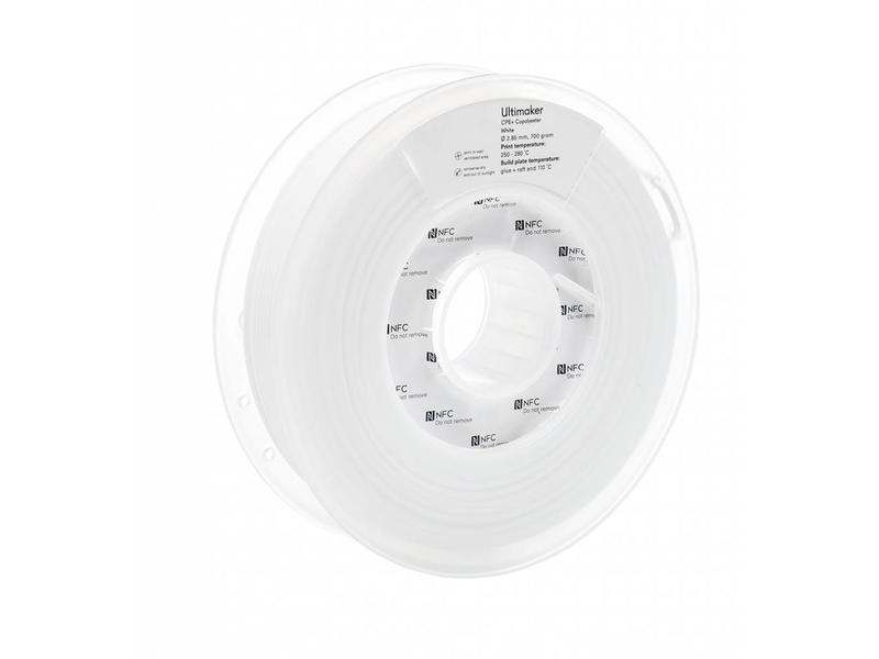 "Ultimaker Ultimaker ""CPE+ White (NFC)"""