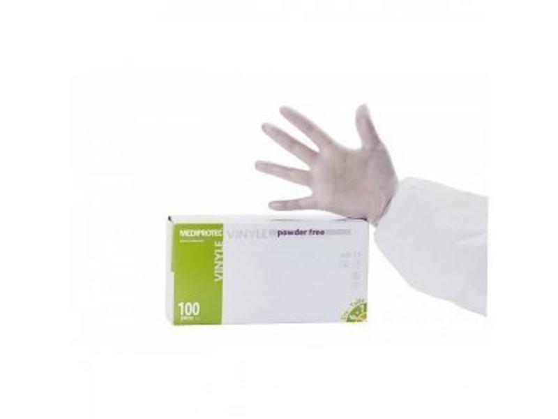 Médiprotec Liquid Crystal Resin-Safety Gloves (100)