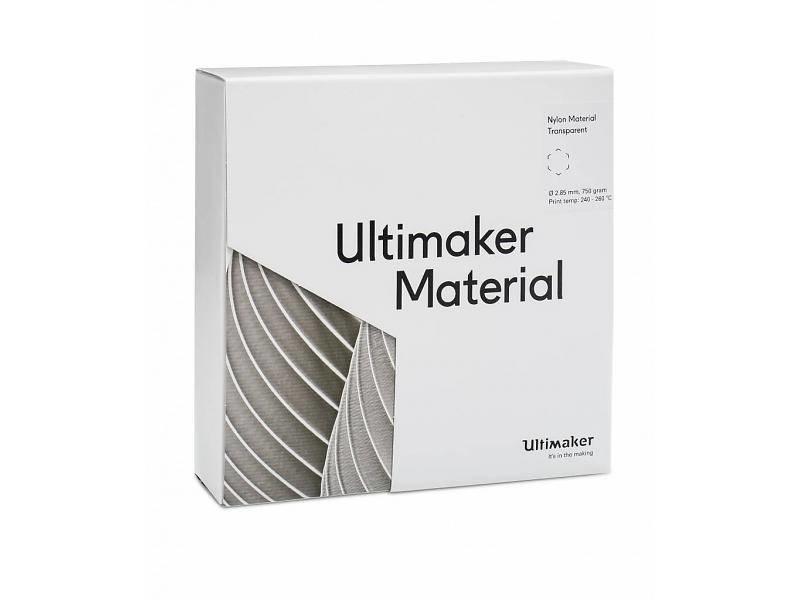 "Ultimaker Ultimaker ""Nylon Transparant(NFC)"""