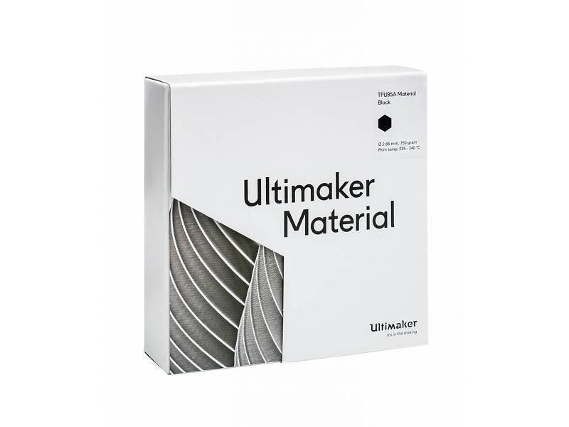 "Ultimaker Ultimaker ""TPU Black (NFC)"""