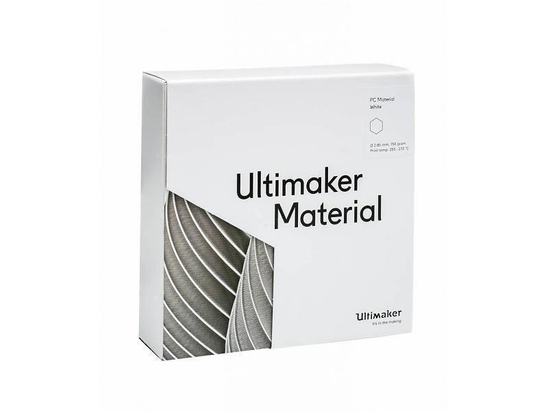 """Ultimaker Ultimaker """"PC White (NFC)"""""""