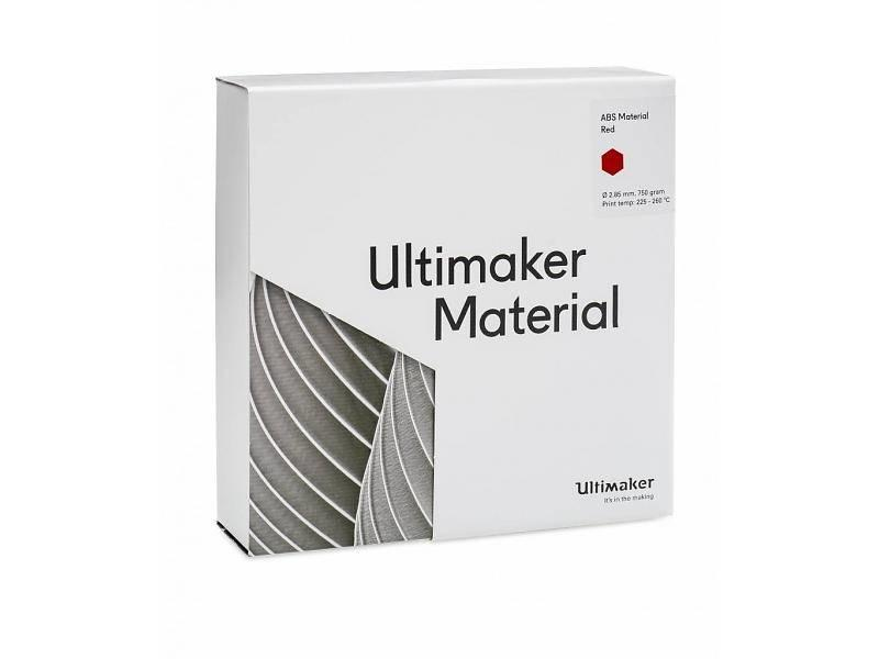 "Ultimaker Ultimaker ""ABS Red (NFC)"""
