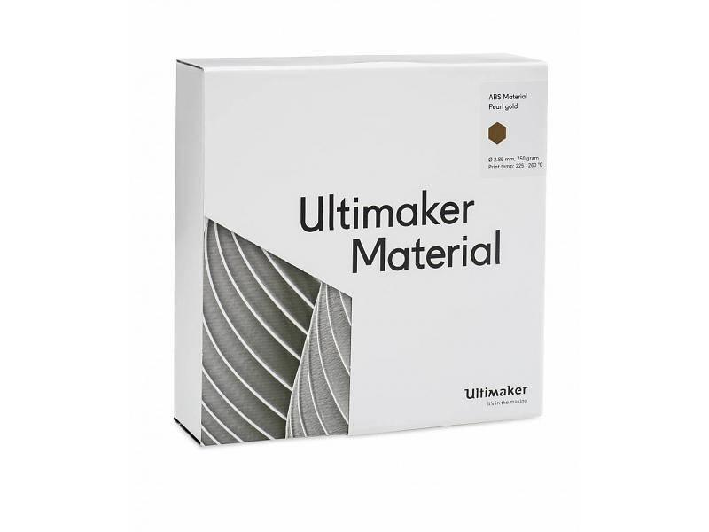 "Ultimaker Ultimaker ""ABS Pearl Gold (NFC)"""