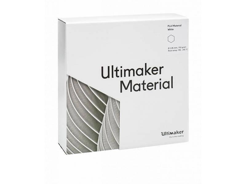 """Ultimaker Ultimaker """"PLA White (NFC)"""""""