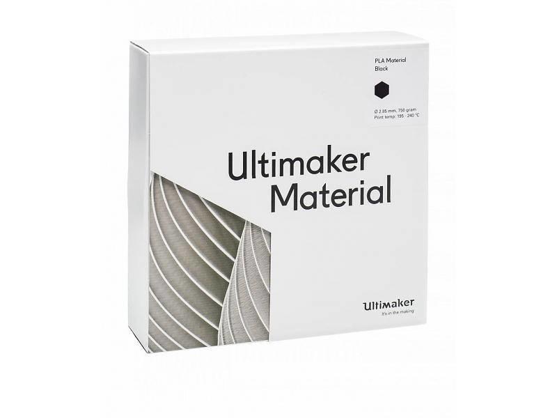"""Ultimaker Ultimaker """"PLA Black (NFC)"""""""