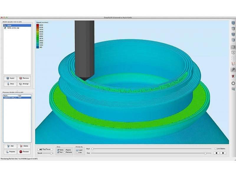 Simplify 3D Simplify 3D