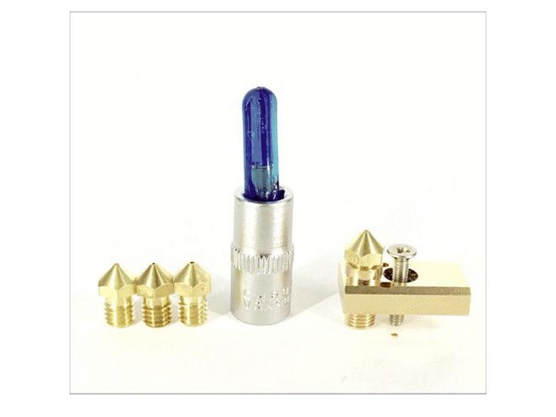 3D Solex 3D Solex Olsson Block Kit