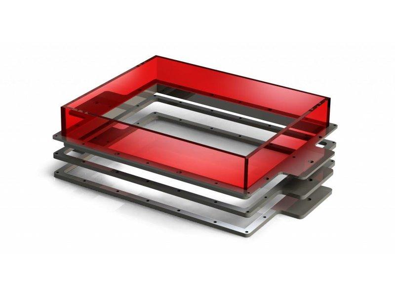 Liquid Crystal Liquid Crystal UV-Resin Tank for LC-HR v2