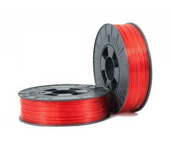 "Makerfill ""PET-G Rood Transparant"""