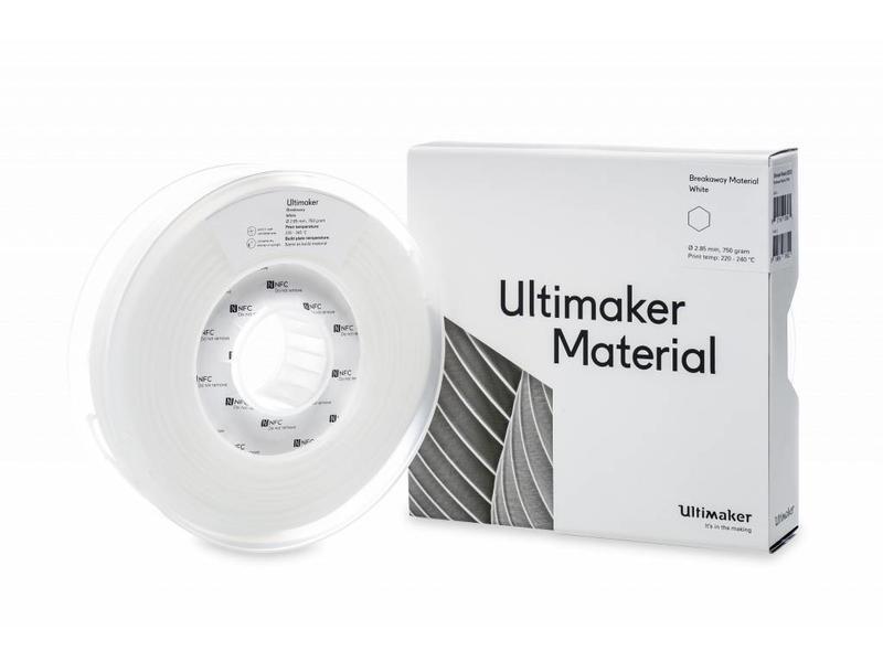 Ultimaker Ultimaker Breakaway White Material (NFC)
